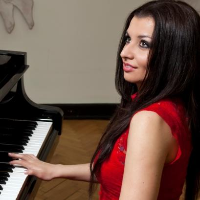Dženana Šehanović, pijanistica: Djevojka sa zlatnim prstima
