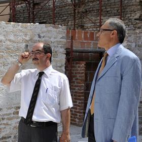 Turska delegacija obišla hamam Isa-bega Ishakovića