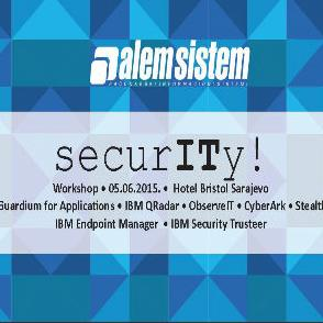 ALEM Sistem securITy radionica