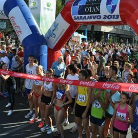 """U organizaciji Udruženja """"Marathon"""" u Sarajevu, 21. septembra polumaraton"""