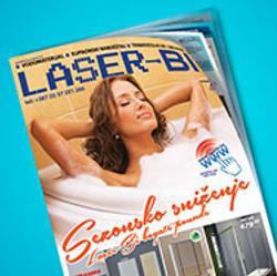 Sezonsko sniženje Laser-Bi bogate ponude!