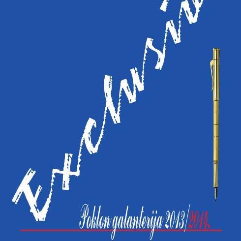 Exclusive poklon galanterija 2013/2014: Poklonite sitnicu i ostavite dojam!