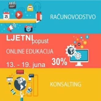 Chronos online edukacije predstavljaju učenje kojim možete ići u korak sa vremenom i to bez da izađete iz kuće.