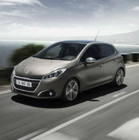 Predstavljen novi model Peugeot 208