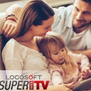 Super Web TV usluga omogućava gledanje TV programa, pored klasičnog televizora, i na još jednom uređaju u vašem domu.