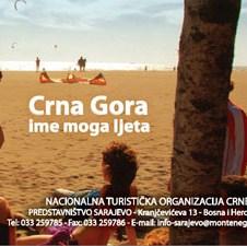Počela promocija turističke ponude Crne Gore u BiH