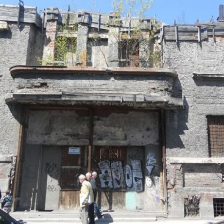 U toku radovi na II fazi rekonstrukcije zgrade Crvenog križa u Sarajevu