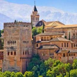 Prepustite se bogatstvu boja i ritma strastvene Andaluzije