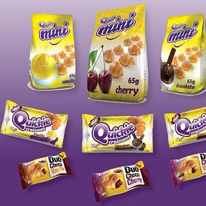 Još nagrada za vas - kupovinom bilo koja tri proizvoda Quickie kroasana