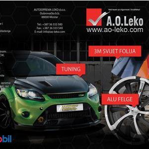 A.O. Leko: Ekskluzivni distributer i serviser 3M programa za Hercegovinu