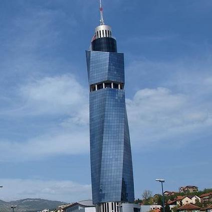Sarajevo dobija još jedan toranj