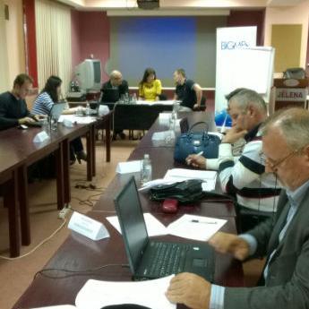 BIGMEV edukacija za pisanje projekata: Preko 50 učesnika u 4 grada