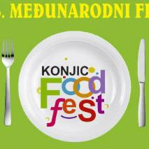 """Ovogodišnji """"Konjic Food Fest"""" 7. i 8. oktobra"""