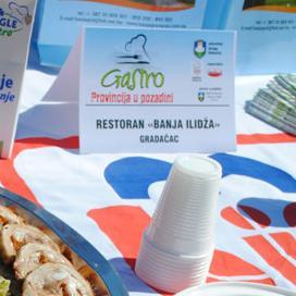 U Gradačcu održana manifestacija Gastro provincija u pozadini