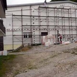 Sportska dvorana u Kreševu dobiva fasadu