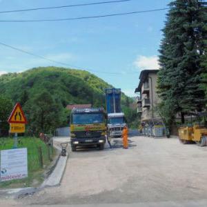 Kompanija Miličević radi na izgradnji parkinga u Kreševu
