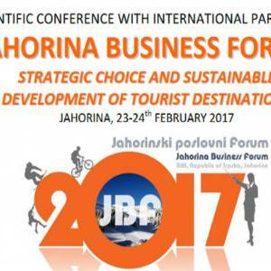 Otvoren šesti Jahorinski poslovni forum