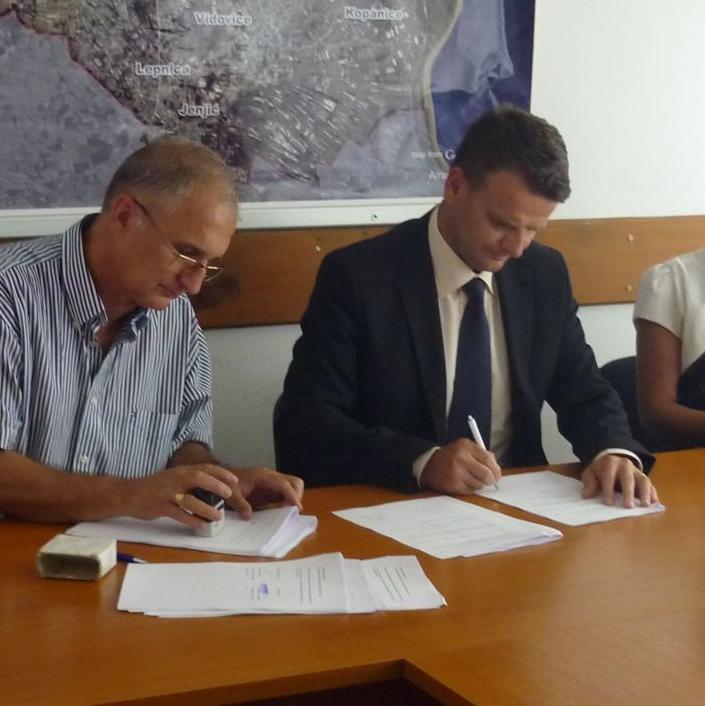 Nastavak izgradnje sekundarne vodovodne mreže u Orašju