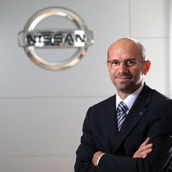 Dinko Terzić, regionalni direktor Nissan Adriatica