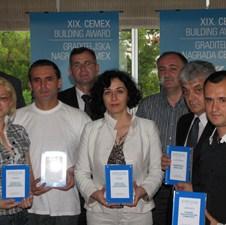 Dodijeljena nagrada CEMEX: Najbolja arhitektonska i građevinska dostignuća iz BiH u konkurenciji sa svjetskim projektima