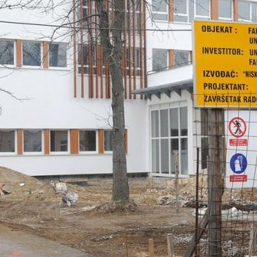 Za novu zgradu FPN-a u Banjaluci 6,15 mil KM