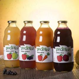 Prirodni sokovi 'Necterra' iz Terra Sane