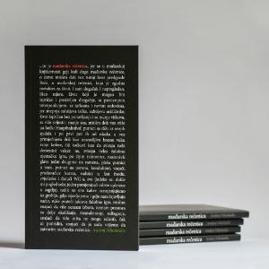 Promocija knjige Andreja Nikolaidisa: Mađarska rečenica