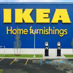 Five IKEA stores will be built in Serbia, of which two in Belgrade, and the expected value of the total investment is 300 million euros.