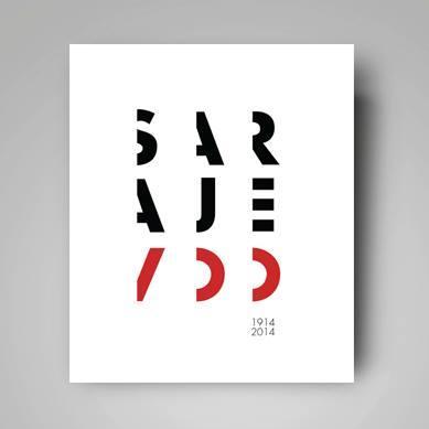 Sarajevo100 je knjiga u kojoj su predstavljeni radovi preko 200 poznatih svjetskih i regionalnih grafičkih dizajnera u kontekstu obilježavanja stogodišnjice Sarajevskog atentata.