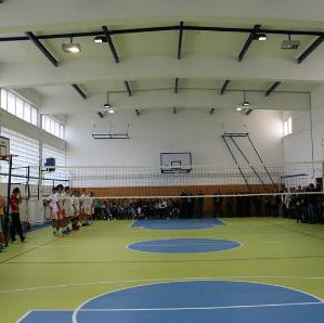 Rekonstruisana fiskulturna sala u srednjoj školi u Mrkonjić Gradu