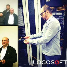 Kompaniju Logosoft posjetili su učenici 2. razreda Željezničkog školskog centra iz Sarajeva.