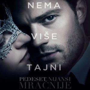 Jamie Dornan i Dakota Johnson se vraćaju kao Christian Grey i Anastasia Steele u Pedeset nijansi – Mračnije.