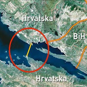 Fantomske tvrtke žele graditi Pelješki most