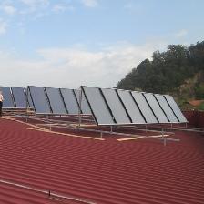 Solarni kolektori i fotonaponski paneli pušteni u pogon u Gračanici
