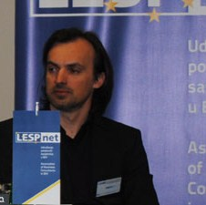 Edin Alić, direktor LESPneta: Konsultant