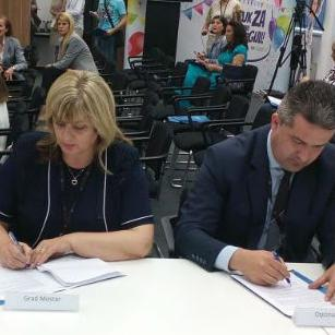 Potpisan Sporazuma o podijeli troškova na projektu povećanja EE