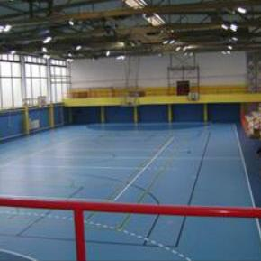 The post-flood rehabilitation works in Doboj's main sports hall were completed last week, which will revive indoor sports activities in the city and restart gym classes for the students.