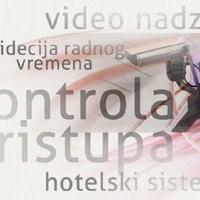 ESIGone d.o.o. Sarajevo Referenc lista iz oblasti projektovanja, planiranja i realizacije projekta video nadzora, evidencije radnog vremena i kontrole pristupa