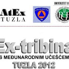 """Ex-TRIBINA TUZLA 2012: """"Novi propisi i standardi za eksplozivne atmosfere u rudarstvu i industriji"""""""