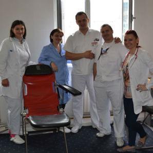 Zaposlenici UniCredit Bank dobrovoljno darovali krv u Mostaru i Sarajevu
