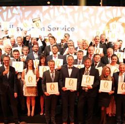 Nipex među 100 najboljih Volkswagen servisa u Evropi