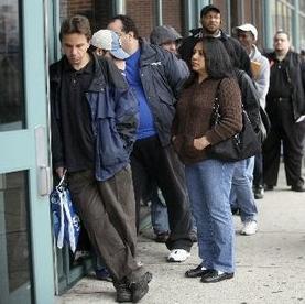 U Francuskoj čak 3,3 miliona nezaposlenih