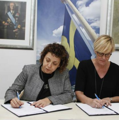 Vlada Švedske će učestvovati s dodatnih 720.000 eura u projektu energetske efikasnosti u zgradama javnog sektora.