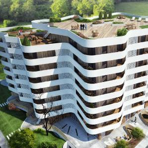 Počinje gradnja kompleksa Sarajevo Waves u ilidžanskom naselju Otes