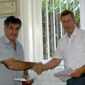 Potpisan Ugovor o izgradnji fekalne prepumpne stanice u Odžaku