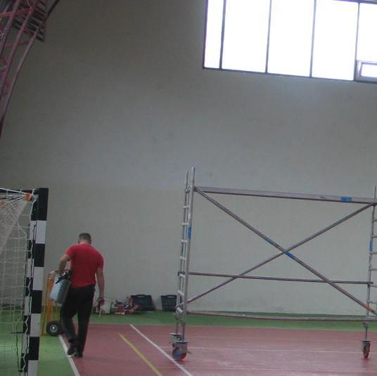 Sport Net Inženjering opremio dvoranu Centra za slijepu i slabovidnu djecu