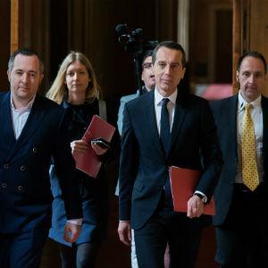 Austrijski kancelar najavljuje prekid pregovora Turske i EU