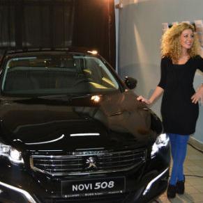 U Sarajevu predstavljen novi Peugeot 508