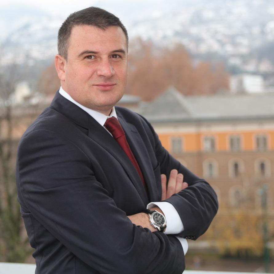 Edin Kazazić: Prelazak u Union banku bio veliki profesionalni izazov