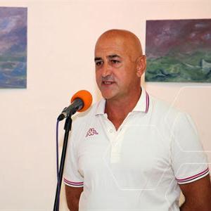 Likovna izložba akademskog slikara Dinka Glibe u Mostaru nakon 24 godine